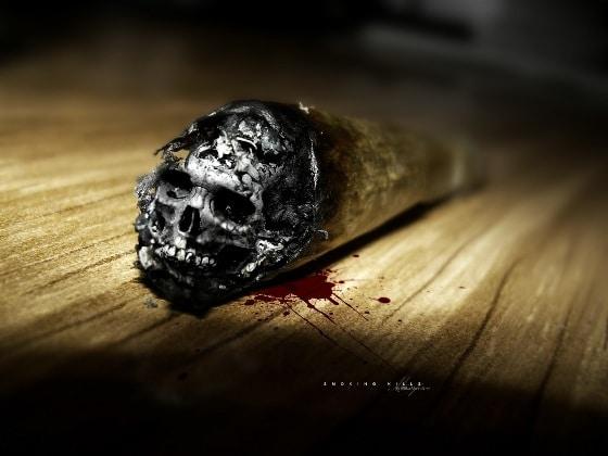 Be tabako, pažvelk į save atvirai…