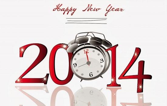 Prasmingų Naujųjų 2014 Metų!