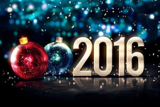 2016 Naujieji Metai