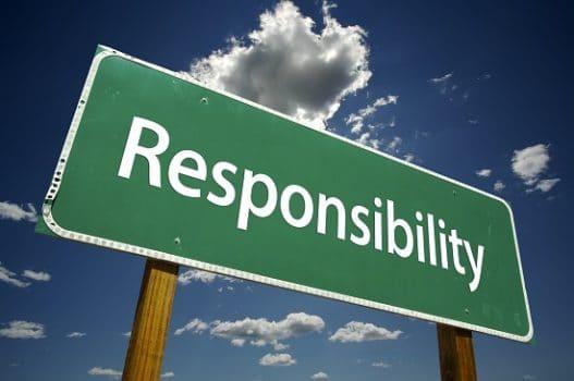 Atsakomybė, įgimtas bruožas ...