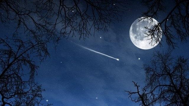 Krenta žvaigždė, sugalvok norą …