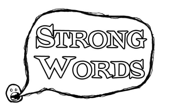 Tvirtas žodis …