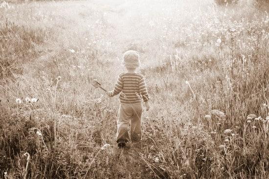 Vaikystė ir mintys tada …